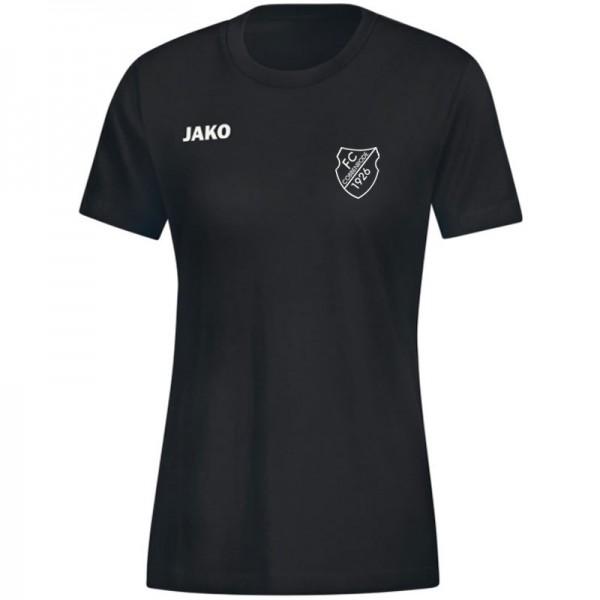 JAKO FCC Damen T-Shirt Base schwarz