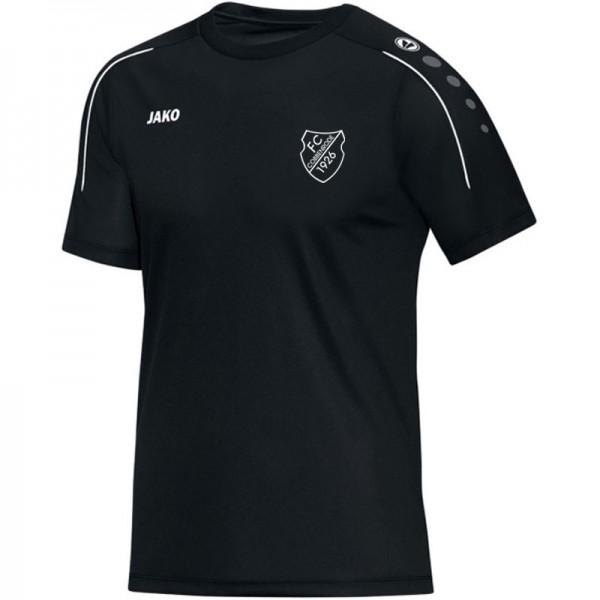 JAKO FCC Kinder T-Shirt Classico schwarz