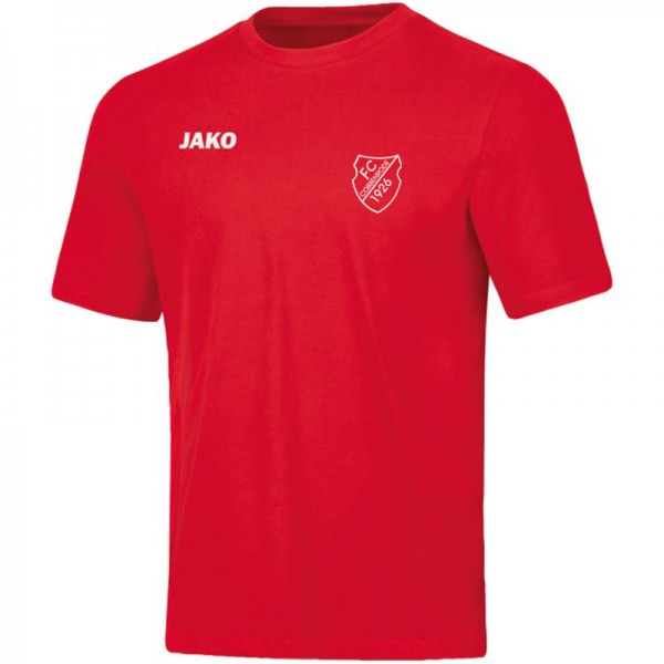 JAKO FCC Kinder T-Shirt Base rot
